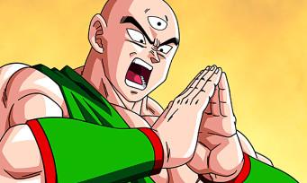 Dragon Ball FighterZ : une vidéo de gameplay avec Tenshinhan qui exécute son Shin Kikohô