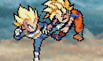 Dragon Ball FighterZ : l'intro du jeu remixée à la sauce 8-bit
