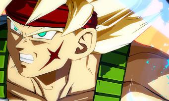 Dragon Ball FighterZ : Baddack pourra se transformer en Super Saiyajin, voici les images officielles