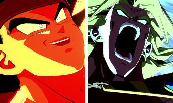 Dragon Ball FighterZ : Bardock et Broly arrivent demain en DLC, un nouveau trailer qui pète