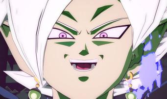 Dragon Ball FighterZ : voici les premières images de Zamasu fusionné