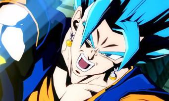 Dragon Ball Fighter Z : des images de Vegito Blue, Zamasu Fusionné et une date pour le DLC