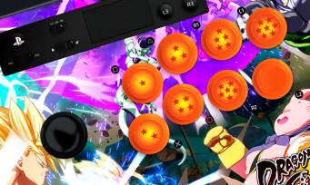 Dragon Ball FighterZ : des sticks arcades Razer avec les boules de cristal en guise de boutons