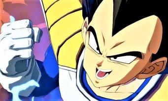 Dragon Ball FighterZ : de premières images de Goku normal et Vegeta normal