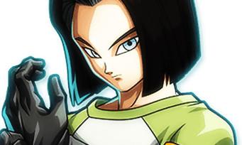 Dragon Ball FighterZ : le cyborg C17 arrive dans le jeu, les premières images !