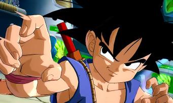 Dragon Ball FighterZ : Goku GT tient enfin sa date de sortie, un teaser qui pète en prime