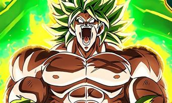Dragon Ball FighterZ : Broly (DBS) débarque dans le jeu avec un trailer bien énervé