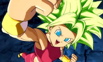 Dragon Ball FighterZ : Kefla se présente dans un trailer enragé, Goku Ultra Instinct aussi de la partie