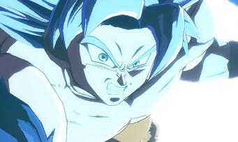 Dragon Ball FighterZ : des nouvelles images de Goku Ultra Instinct, la 2D claque toujours autant