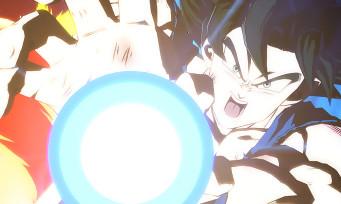 Dragon Ball FighterZ : des nouvelles images du Dramatic Finish de Goku Ultra Instinct