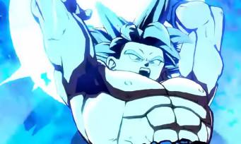 Dragon Ball FighterZ : un dernier et sublime trailer pour l'arrivée de Goku Ultra Instinct