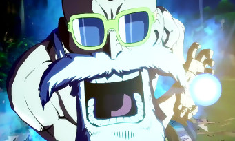 Dragon Ball FighterZ : un trailer de lancement pour Tortue Géniale, le maître de Son Gokû dispo cette semaine