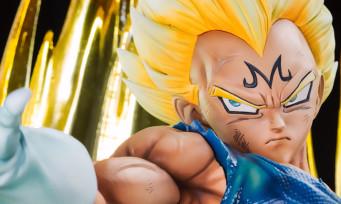 Dragon Ball Z : Tsume sort une figurine Majin Vegeta ultra détaillée à 699€ !!