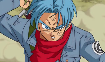 Dragon Ball Xenoverse 2 : quand Trunks du futur donne une correction à Black Goku