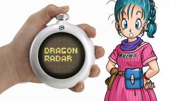 Dragon Ball : Bandai met en vente le radar de Bulma pour trouver les 7 boules de cristal