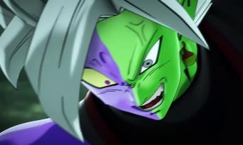"""Dragon Ball Xenoverse 2 : un Fusion Zamasu dans tous ses états dans le trailer du DLC """"DB Super Pack 4"""""""