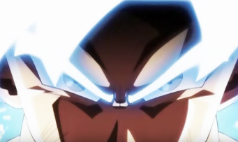Dragon Ball Xenoverse 2 : la forme finale de Goku Ultra Instinct s'exhibe en images