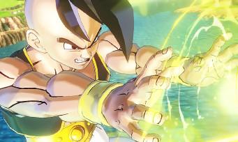 Dragon Ball Xenoverse 2 : des nouvelles images avec Super Uub pour les fans de GT