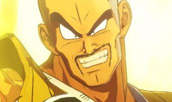Dragon Ball Z Kakarot : une poignée de nouvelles images avec des Saiyans énervés