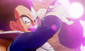 Dragon Ball Z Kakarot : le plein d'images avec des nouveaux personnages