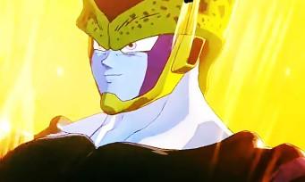 Dragon Ball Z Kakarot : Cell s'invite dans un trailer plein de rage, la bagarre à tout prix