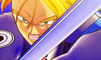Dragon Ball Z Kakarot : Trunks du futur sera jouable, ça va trancher dans le vif