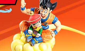 Dragon Ball Z Kakarot : l'édition collector contiendra un diorama absolument magnifique ! Tous les détails