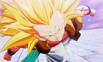 Dragon Ball Z Kakarot : des nouvelles images avec Vegetto, Gotenks et Kid Buu