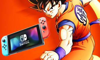 Dragon Ball Z Kakarot : le jeu arrivera-t-il sur Switch ? La réponse de Bandai Namco