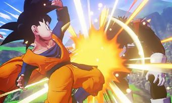 Dragon Ball Z Kakarot : des nouvelles images qui cognent sévère avec Trunks, C-18 et Goten