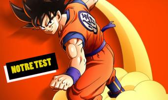Test Dragon Ball Z Kakarot : petite ou grosse carotte ?