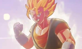 Dragon Ball Z Kakarot : la version Switch se montre encore avec du gameplay de Gotenks et Vegito