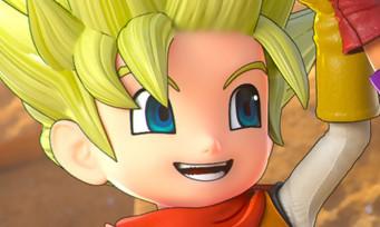 Dragon Quest Builders 2 : quelques screenshots colorés pour le jeu de construction