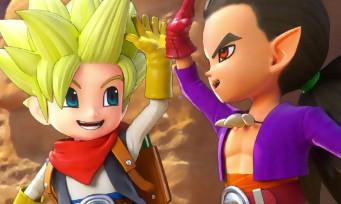 Dragon Quest Builders 2 s'offre une démo sur PS4 et Nintendo Switch