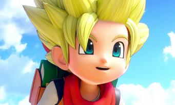Dragon Quest Builders 2 : le jeu annoncé sur PC, un trailer et des images