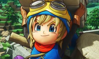 Dragon Quest Builders : un trailer Jump Festa 2018 sur Switch, la date de sortie française connue