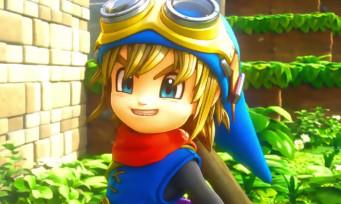 Dragon Quest Builders : un trailer pour célébrer la sortie du jeu sur Nintendo Switch