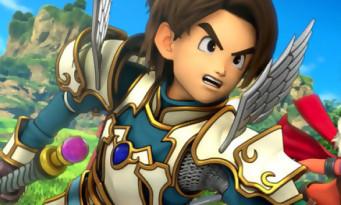 Dragon Quest X : du gameplay sur Switch et PS4 avec une date de sortie japonaise