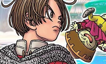 Dragon Quest X : un gros trailer avant la sortie du jeu sur 3DS