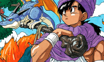 Dragon Quest : un artbook avec les 500 plus belles illustrations d'Akira Toriyama