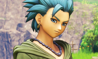 Dragon Quest XI : le jeu sort en Europe, voici un nouveau trailer