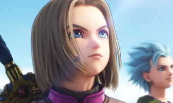 Dragon Quest XI : Square Enix explique pourquoi il n'a pas voulu que le jeu soit open world