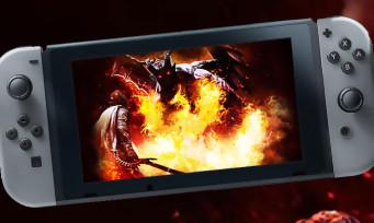 Dragon's Dogma : la version Switch s'illustre avec une longue vidéo de gameplay