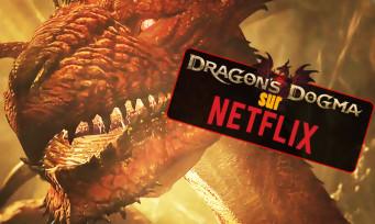 Dragon's Dogma : un anime va voir le jour sur Netflix, premières informations