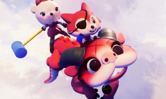 Dreams : le trailer de lancement est enfin là, c'est punchy à souhait