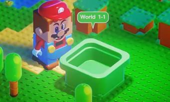 Dreams : il fait un fantastique niveau LEGO Super Mario, respect