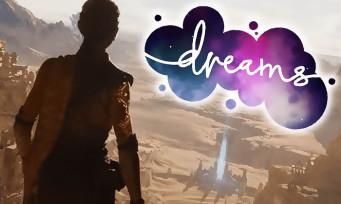 Unreal Engine 5 : une petite partie de la démo recréée sur PS4 avec Dreams, le résultat est bluffant