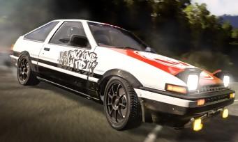 Drift 19 : le jeu se présente via un trailer plein de fumée de pneu