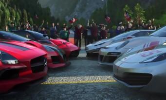 E3 2014 : DriveClub se rappelle à vous avec un trailer PS4