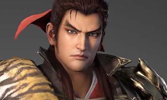 Dynasty Warriors 9 : les officiers montrent toute leur puissance en vidéo